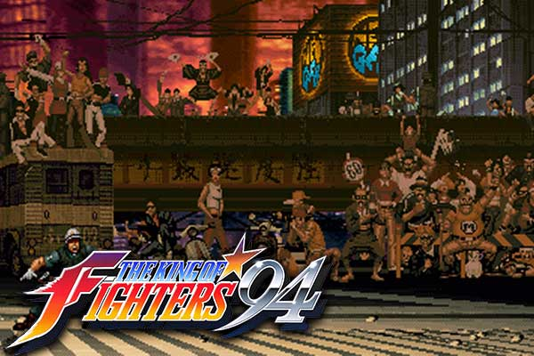 The King of Fighters '94 - Japan