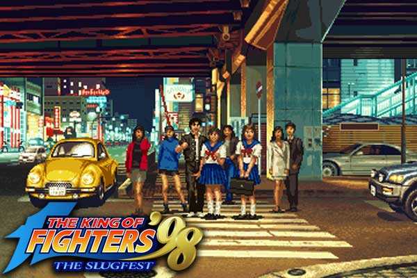 The King of Fighters '98 - Japan Street