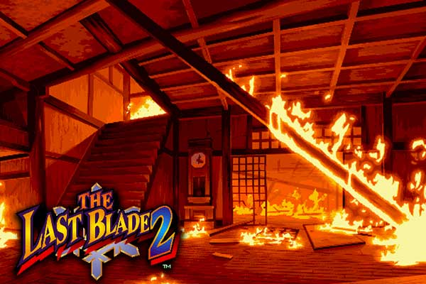 Last Blade 2 - Fire at the Wadamoya