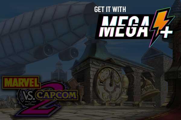 Marvel vs Capcom 2 - Clock Tower