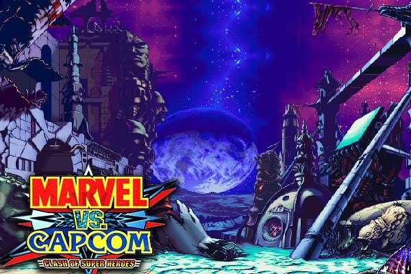 Marvel vs Capcom - Stage 7