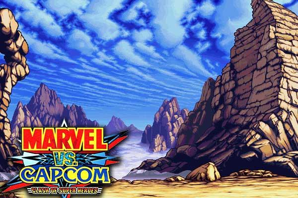 Marvel vs Capcom - Stage 9
