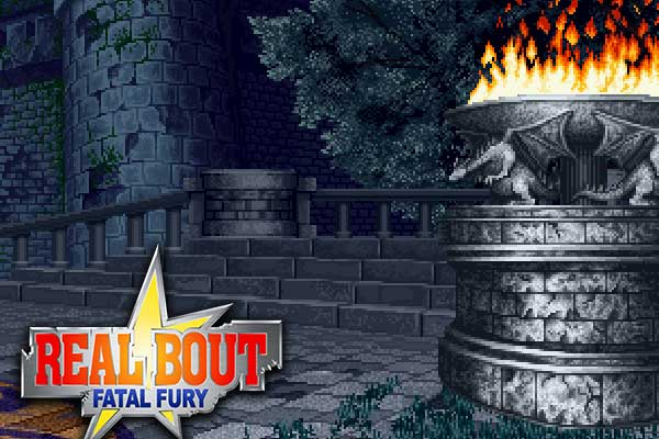 Real Bout Fatal Fury - Germany